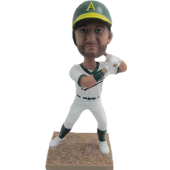 Baseball Buddy Custom Bobblehead