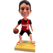 Basketball Boy Custom Bobblehead