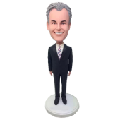 Business Man Custom Bobblehead