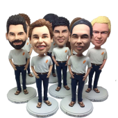Company Team Custom Bobbleheads