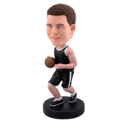 Custom basketball bobble head