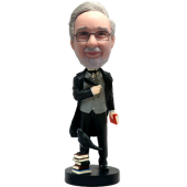 Custom Bobble for Writer