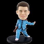 Custom Bobble Head Kungfu