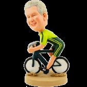 Custom Bobblehead Bike