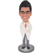 Custom Bobblehead Surgeon