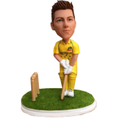Custom Cricket Bobble Head