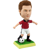 Custom Football bobble head
