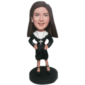 Custom Nun Bobblehead