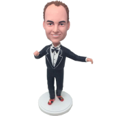 Dancing Man Bobblehead