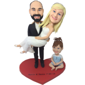 Family Wedding Bobbleheads