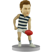 Personalized Australian Football Bobble Head