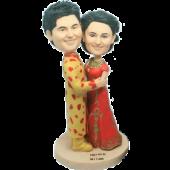 Indian Couple Wedding Bobbles