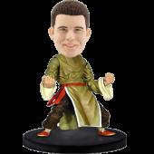 Martial Arts Custom Bobble Head