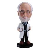 Personalized Bobble Head Doctor
