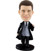 Personalized Killer Bobblehead