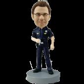 Personalized Police Bobble Head