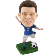 Personalized Bobble Head Football