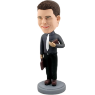 Custom Bobblehead Teacher