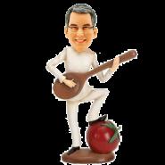 Custom Funny Chef Bobble Head