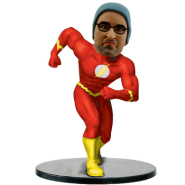 Customised Flash Bobblehead