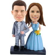 Customized Wedding Bobble head