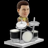 Customised bobblehead Drummer