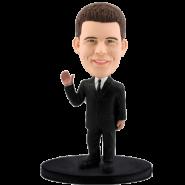 Customized bobblehead Leader