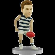 Personalised Australian Football Bobble Head