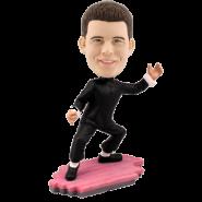 Personalised Bobble Head Martial Arts