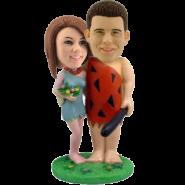 Personalized Couple Bobblehead