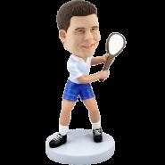 Customized Bobble Head Tennis