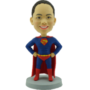 Super Boy Bobblehead