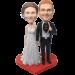 Batman Groom Wedding Bobbleheads