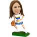 Custom Bobble Head Cheerleader