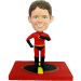 Custom bobblehead Kid Super Hero