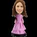 Custom bobblehead princess
