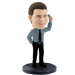 Personalised bobblehead Boss