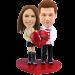 Custom Couple Bobblehead