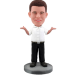 Custom Humorous Man Bobble Head