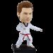 Custom Karate Bobble head