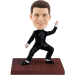 Custom Kungfu Bobble Head