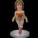 Custom Wonder Woman Bobblehead