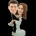 Customised Couple Bobble Heads