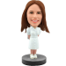 Customized Bobblehead Nurse