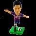 Barcelona Football Fan Bobblehead
