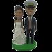 Officer Wedding Bobbleheads