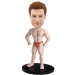 Personalized Bobble Head Doll Strong Man